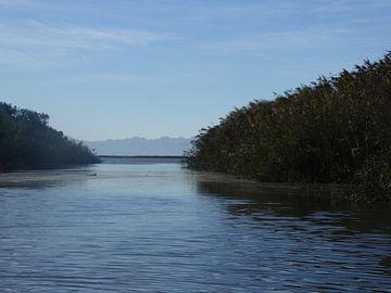 Waterlandschap van Gido Kleijweg