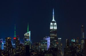 Skyline New York (Empire State Building)