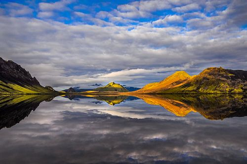 Alftavatn (Iceland) sur