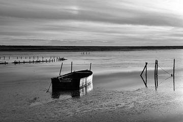 Row your boat van Zeeland op Foto