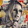 Brigitte is smoking van Michiel Folkers thumbnail