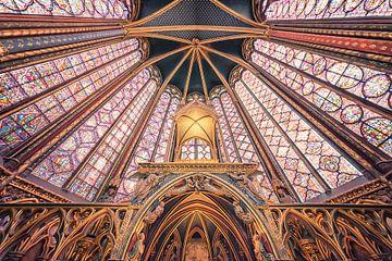 La Sainte-Chapelle von Manjik Pictures