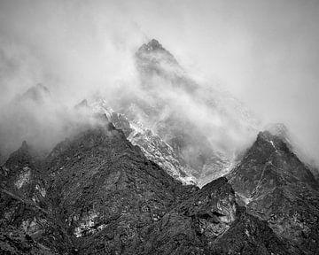 Opmerkingen in de Mist van Keith Wilson Photography