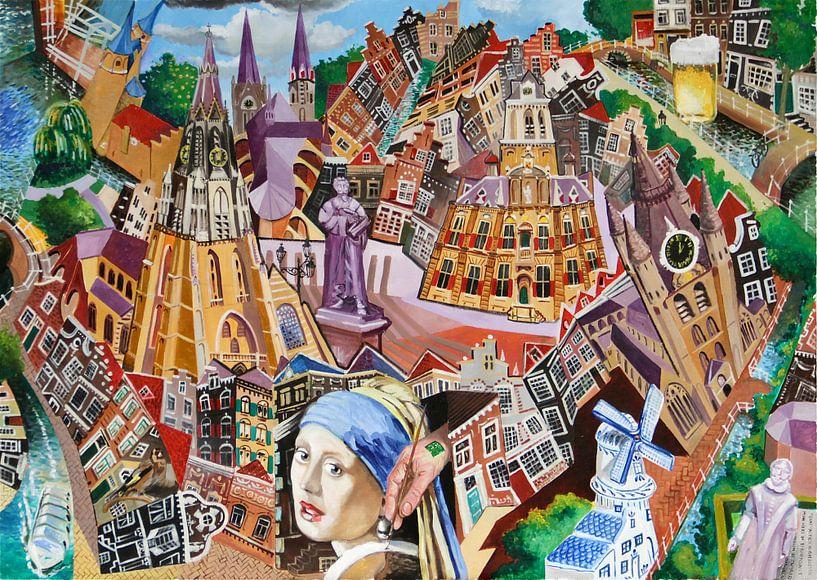 Delft von Jeroen Quirijns