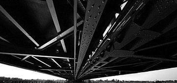 under the bridge van Wim de Vos