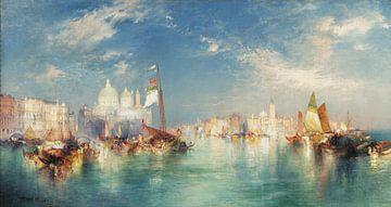 Thomas Moran~Venedig
