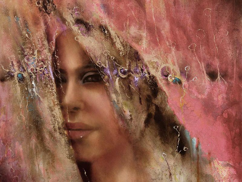 Larissa - Variant I in zacht roze van Annette Schmucker