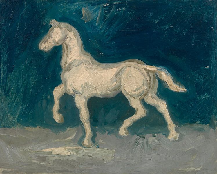 Vincent van Gogh, Pferd von 1000 Schilderijen