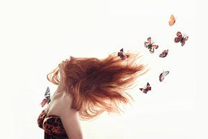 Vlieg met mij mee van Elianne van Turennout