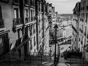 Montmartre von seiner besten Seite von Emil Golshani