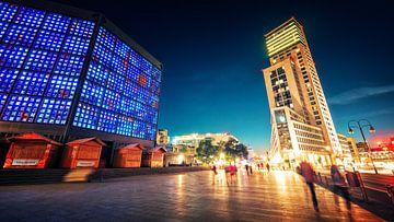 Berlin – Breitscheidplatz van