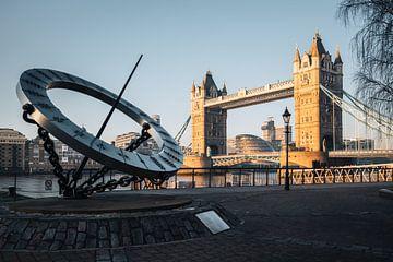 Tower Bridge, Londres, Royaume-Uni sur Lorena Cirstea