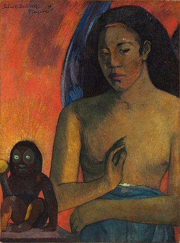 Paul Gauguin. The Ancestors van 1000 Schilderijen