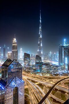 Burj Khalifa von Rene Siebring