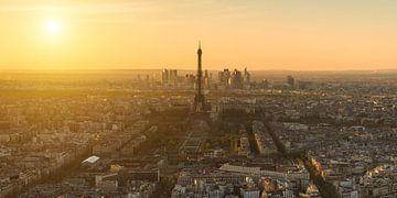 Paris Eiffelturm  von davis davis