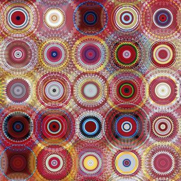 Cirkels I van Maurice Dawson