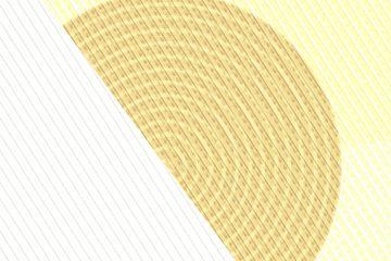 Geometry Circle N.3 van Olis-Art