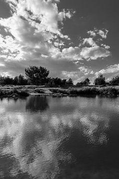 De overkant van het meer van Sander Strijdhorst