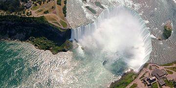 Niagara watervallen van Roel Ovinge