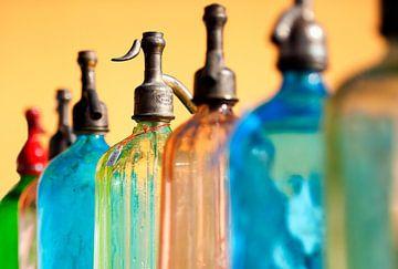 Antike Injektionsflaschen................ von Wim Schuurmans