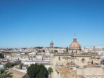 Jerez de la Frontera, Spanje van Katrin May