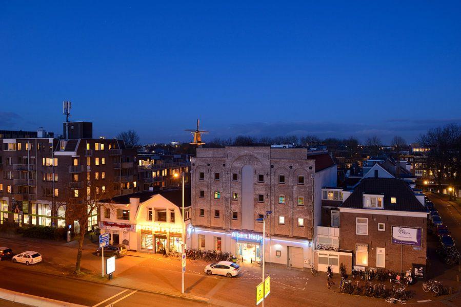 Oudenoord in Utrecht van Donker Utrecht