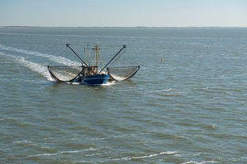 Nederlandse vissersboot van Tonko Oosterink