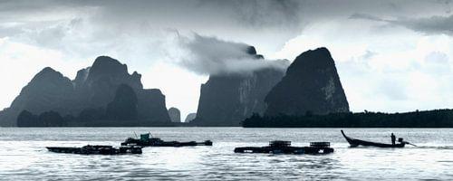 Baai van Phang Nga, Thailand