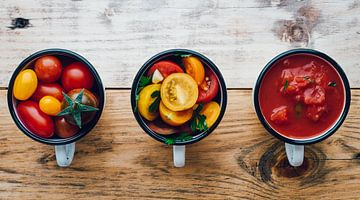 FOODprocess # 2 Zelfgemaakte tomatensaus, Aleksandrova Karina van 1x