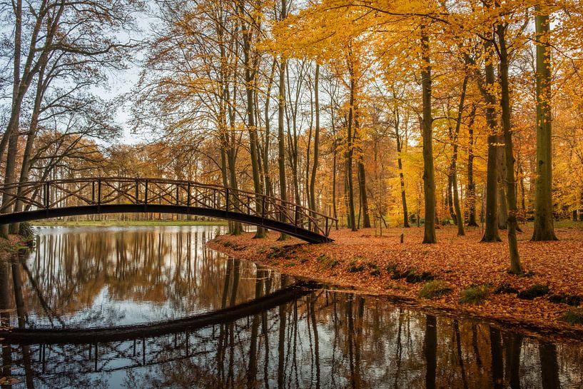 autmn bridge van Mario Visser