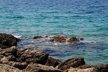 Bucht bei Politin - Kroatien von Babetts Bildergalerie