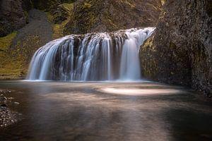 Stjornarfoss in zuid IJsland, een verborgen pareltje van