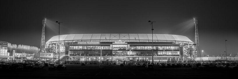Feyenoord stadion 48 van John Ouwens