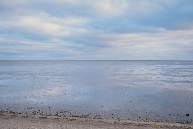 La mer des Wadden - 2 sur Rob van der Pijll