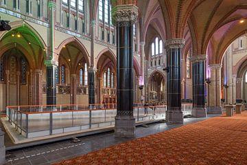 IJsbaan in kerk van Rinus Lasschuyt Fotografie