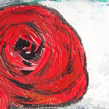 Blumen für Dich! Serie  Nr. 3 von Susanne A. Pasquay