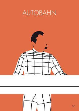 No063 MY KRAFTWERK Minimal Music poster van Chungkong Art