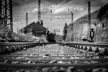 SCHLUCHSEE, GERMANY - JULY 19 2018: Schluchsee Train Station in