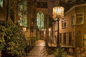 Goudse Glazen in de Sint Janskerk van Rinus Lasschuyt Fotografie