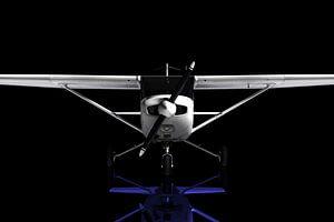 Cessna 152 Showroom van