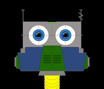Robot van Marcel Kerdijk