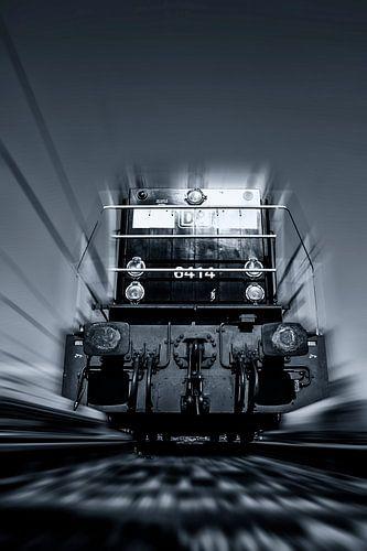 Locomotive I van