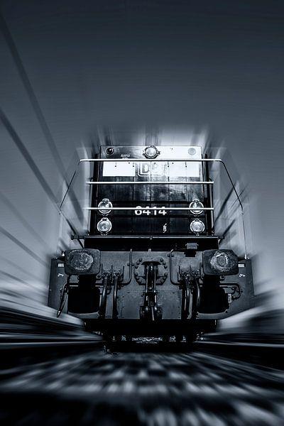 Locomotive I van Ruud van Ravenswaaij