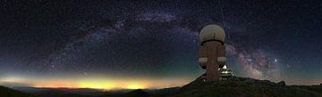Melkwegboog op de berg van Kurt Hohenbichler