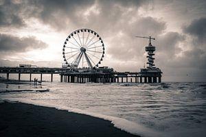 De Pier - Scheveningen van Johan van Esch