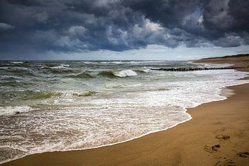 Unwetter naht von Annett Mirsberger