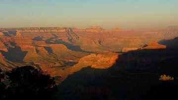 'Laatste zon', Grand Canyon.  van Martine Joanne