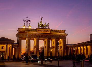 Porte de Berlin-Brandebourg sur Roland Hoffmann