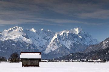 Winterstimmung bei Farchant