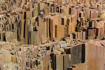 Granit-Felslandschaft von Marieke Funke